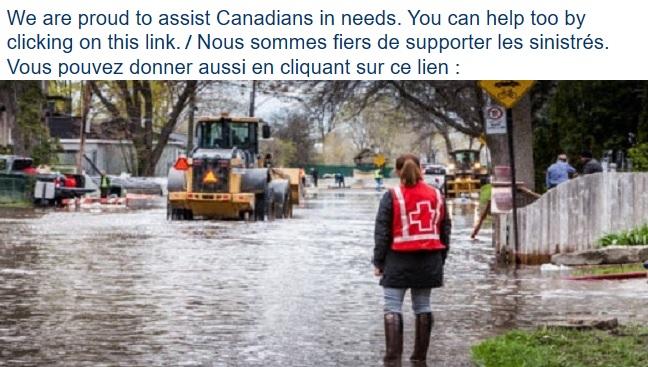 Croix Rouge Canada